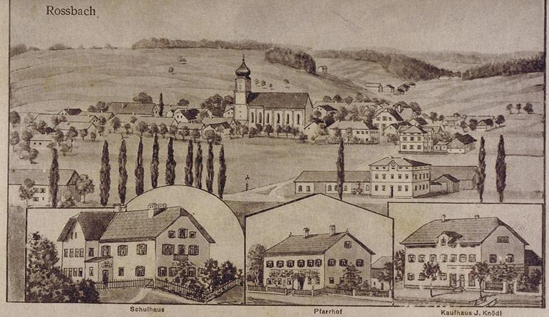 Das Projekt - Historisches Rossbach