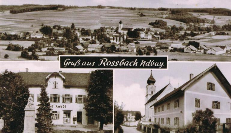 Impressum - Historisches Rossbach