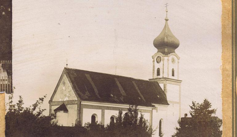 Kirchen und Kapellen - Historisches Rossbach