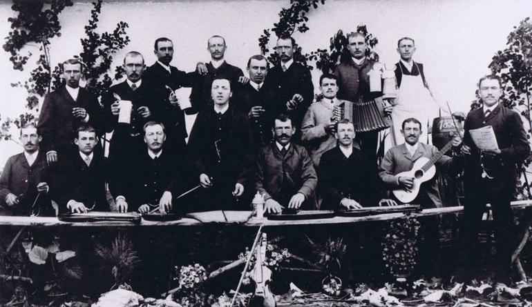 Kontakt - Historisches Rossbach