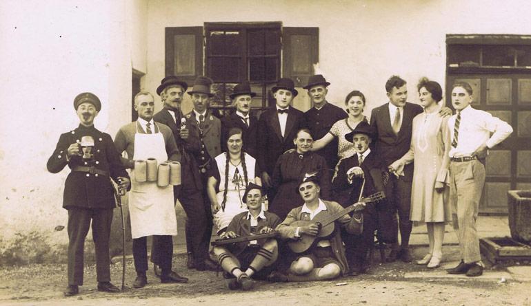 Vereine - Historisches Rossbach