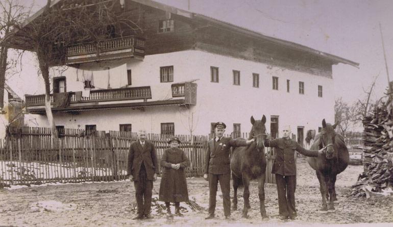 Vorwort - Historisches Rossbach
